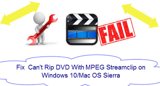 Can't Rip DVD with MPEG Streamclip on Windows/Mac? Fixed!